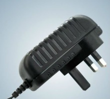 UK switch mode power supply 12V 1A DC adapter