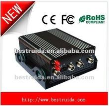 4CH Car Security DVR/ 3G gps car security