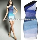 Paypal dropship!bodycon bandage dress wholesale celebrity dress at factory price!