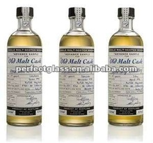 200ml mineral water glass bottle