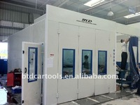 Used Car Spray Booth Spray Paint Drying Oven Well Sold Model in Nigeria