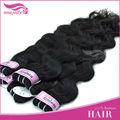 100% cabello virgen brasileño, producto para el pelo extension14''- 28'', en las poblaciones de peces