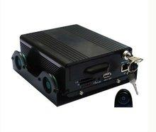 Best Price car camera dvr 4CH car dvr security