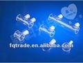 Pilas cilíndricas, corto con pathlength llenar el tubo