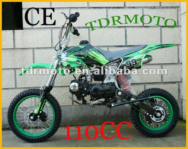 2013 New Green 110cc Orion model Dirt Bike Pit Bike Motocross Minibike Off-road Motorcycle
