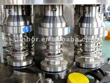automatic plastic bottle cap screw seal machine