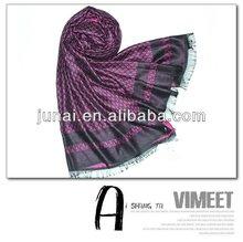 Hot sale viscose scarf, women shawls, Wraps 2016