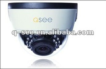 high resolution CCTV Vandalproof IR Dome camera