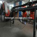 Configuração avançada pode triturador elétrico, sucata de metal de processamento triturador, para a reciclagem 008615896531755