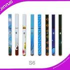 Colored smoke electronic cigarette popular model disposable cigarettes