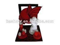 customizable jewelry display furniture for wedding jewelry