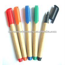Eco Paper Ball Pen