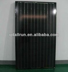 COMPLETE BLACK 240W 250w black solar panel