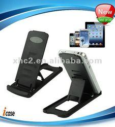 Multi Angle Folding Stand for New iPad (iPad 3) (Black)