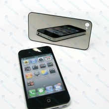 Mirror Battery Door Back Cover Case For Apple Iphone 4 4G