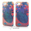 Soft TPU Back Cover For iPhone4 with Custom OEM