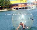 de alta calidad inflable caminar bola del agua
