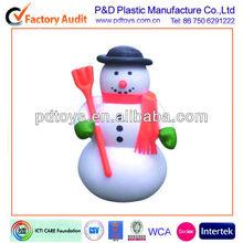 PVC inflatable Christmas decoration Snowman