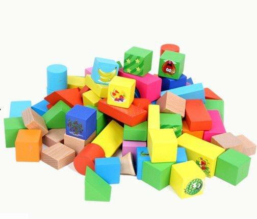 散らかりがちなブロックや積木の収納方法