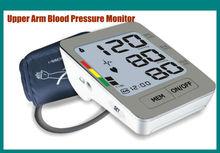 Mercury Free Heart Rate & Arrhythmia Indicator 4 Inch LCD Screen Display Arm Digital BP Machine