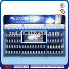 TSD-A104 retail shop acrylic cigarette display rack/cigarette display unit /tobacco and cigarette display