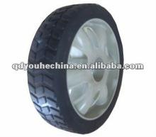 Plastic PVC wheel 7 inch