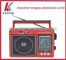 2012 new stlye retro radio with USB AND SD input RX-006UAR
