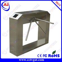Electronic turnstile smart card door access control tripod turnstile