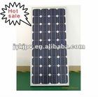 140w mono solar panel in 20 inch solar panel container