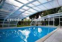 spa pool enclosures