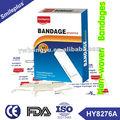 72 * 19 mm médica hipoalergênico sensível não-tecidos esparadrapo
