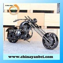 Metal Moto model home decoration, handicraft