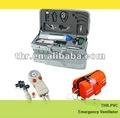 Ventilateur portatif de secours de THR-PVC