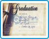 Printing graduation certificate in China
