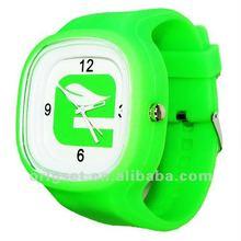 Silicone original jelly watch 2014 custom jelly watch