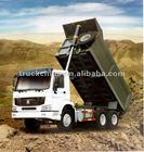 SINOTRUCK 6x4 HOWO mining dump truck 371HP 25 ton