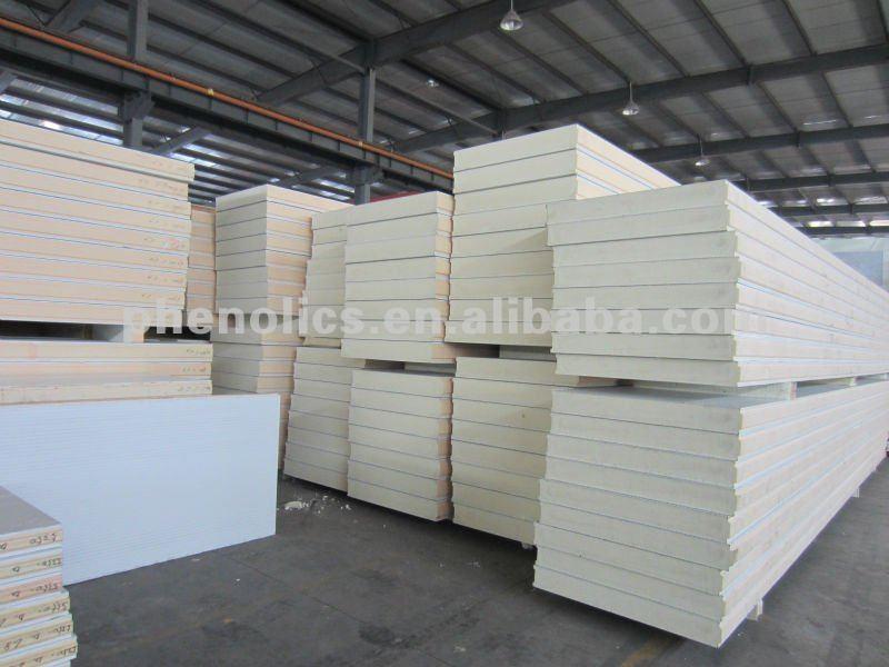 Types Of Foam Insulated Wall Panels : Pu foam insulated freezer wall panel view