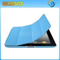 2013 Hot Sale Suitable Magnetic Leather Case for iPad 3