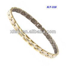 HOT Design- Wheat Style 14 Karat Gold Bracelet