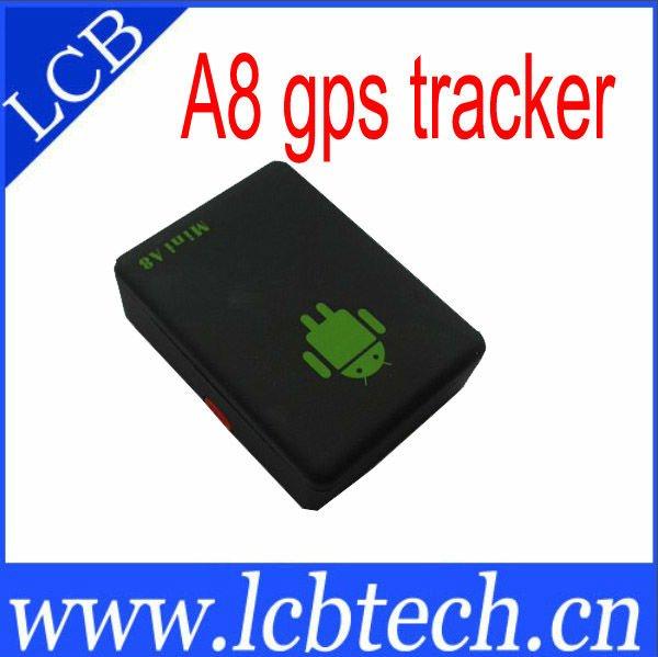 miglior compagno esterno portatile mini gps tracker mini a8