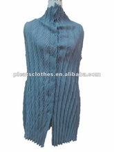 whole sale blouse women for 2012 with pleats XL-XXXXL