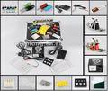 2014 profissional baratos kits detatuagem 2 com máquina de tatuagem para iniciantes