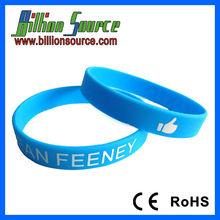 2014 wristband bracelet silicone gift