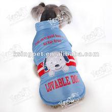 2012 Puppy skiing coat Pet Clothes
