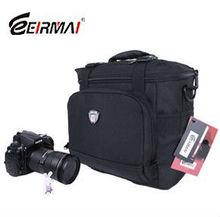 2012 hotsale warterproof DSLR shoulder strap bag,double shoulder and single shoulder muti-function camera bag
