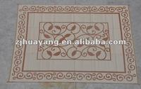 china mat supplier huayang high quality anti UV patio rug