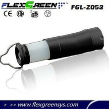 3AAA battery Cree xpe R2 led camping torch