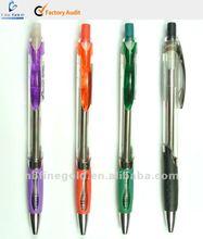 Comfortable writing erasable pen
