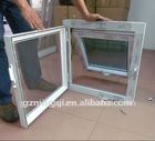Chinese pvc and aluminum windows designs for house