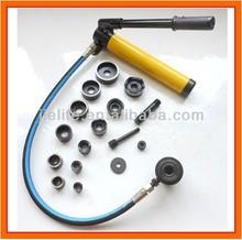 Hydraulic punch driver, hydraulic hole punch, SYK-8B, SYK-8A, SYK-15